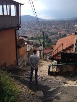 Victor Travels sarajevo