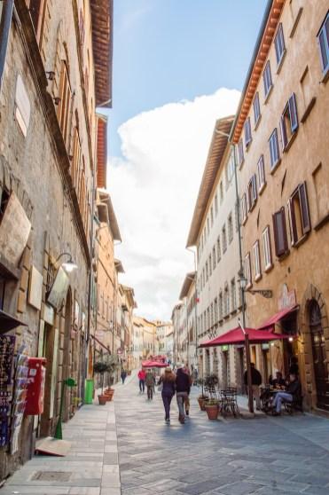 Volterra wandeling