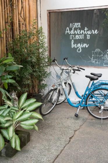 Wat te doen in Sanur fietsen huren Sanur House Bali