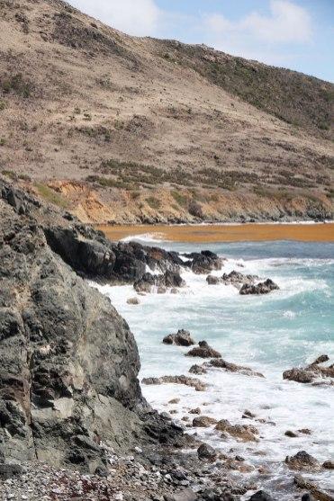 Wat te doen op Sint-Maarten activiteiten Point Blanche zee