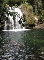 Waterfall Fishdone Jamaica Sandra Smits