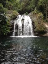 Waterfall Fishdone Jamaica Sandra