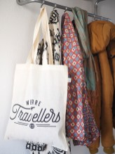 We Are Travellers tas