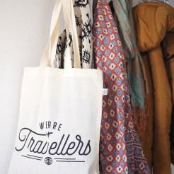 We Are Travellers tas