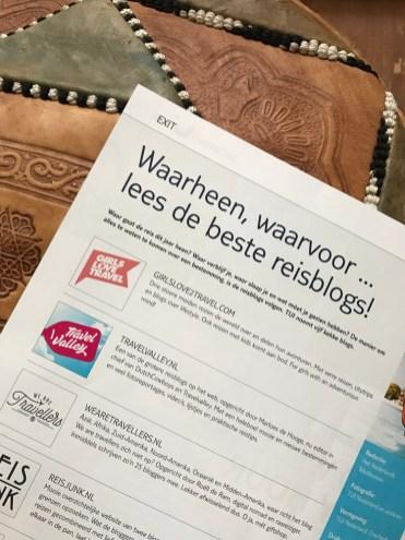 WeAreTravellers in TUI Magazine beste reisblogs