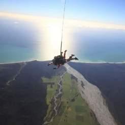 Wilma skydiven franz Josef tips nieuw zeeland