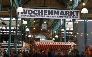 Wochemarkt markthallen neun berlijn