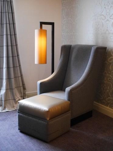 Zitstoel malmaison hotelkamer