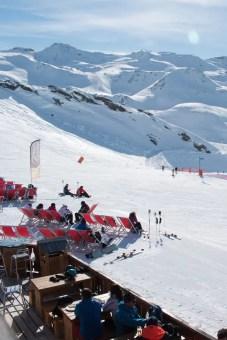 activiteiten val thorens skigebied zon