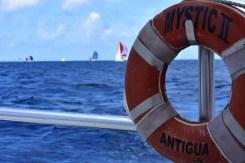 antigua barbuda antigua sailing week zeilers