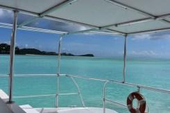antigua barbuda fel blauwe zee