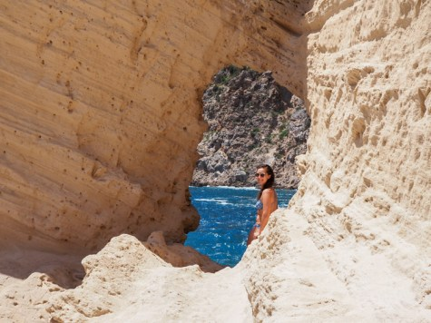 atlantis Ibiza geheim strandje_