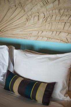 bed paradise sun hotel in praslin