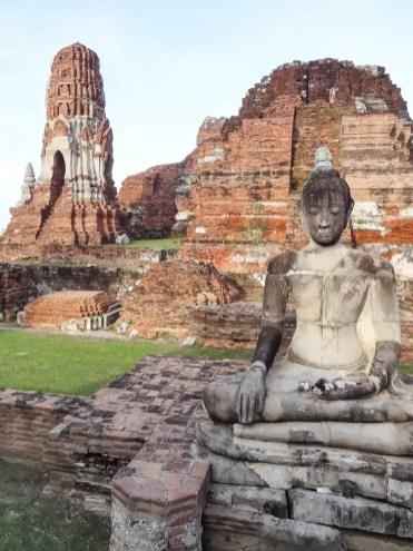 beelden Ayutthaya thailand-3