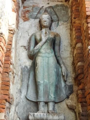 beelden Ayutthaya thailand-4
