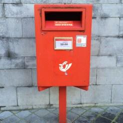 brievenbus oostende