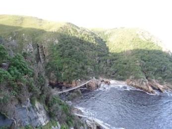 bruggen wandelingen zuid afrika garden route