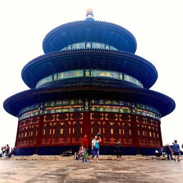 china tempel floor