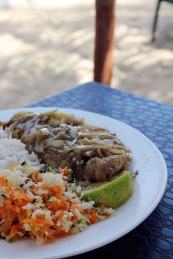eten gambia Yassa