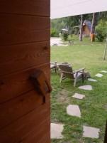 glamping vanaf binnen slovenie lake bled