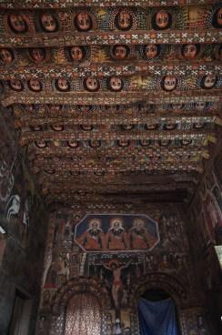 gondar ethiopie kerk