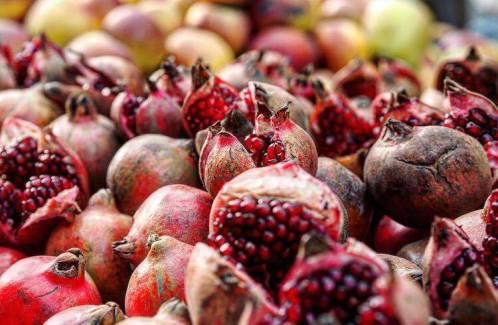 granaatappels india