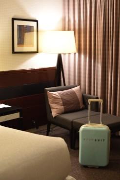 hotelkamer sheraton airport hotel