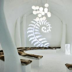 ijs hotel in zweden