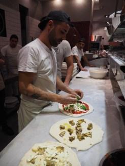 keuken 50 kalo pizza in napels
