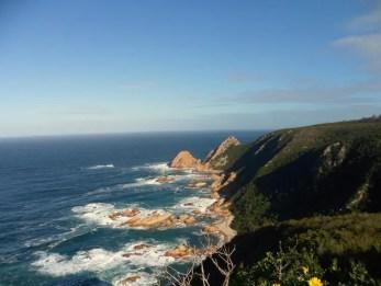 kust garden route zuid afrika stops
