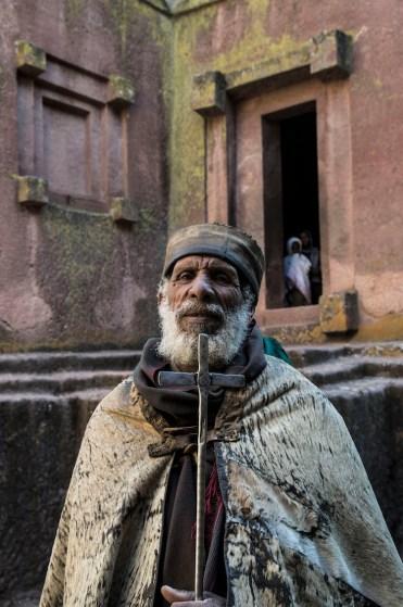 lalibela priester ethiopie