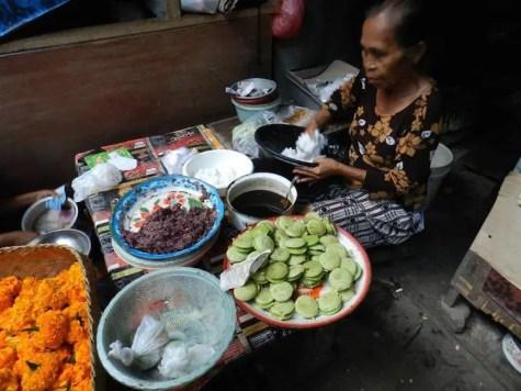 lokale markt indonesie ubud