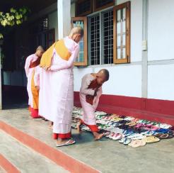 monniken Hsipaw myanmar
