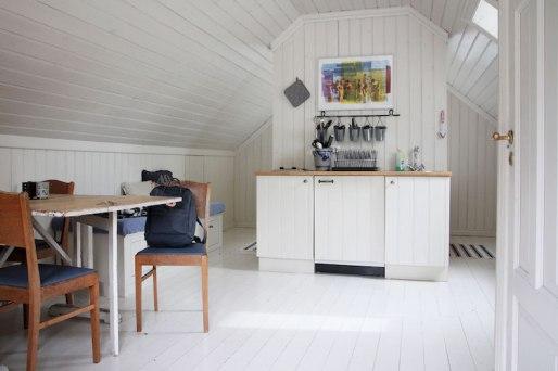 noorwegen roadtrip Airbnb vlak bij Grimstad