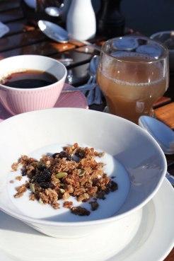 ontbijt slaap boot stockholm