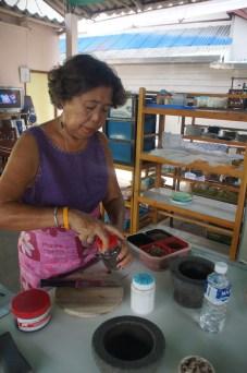 opruimen kookcursus thailand