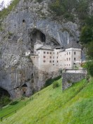 predjama castel slovenie