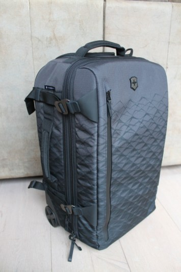 review Victorinox Vx Touring koffer rugzak-3