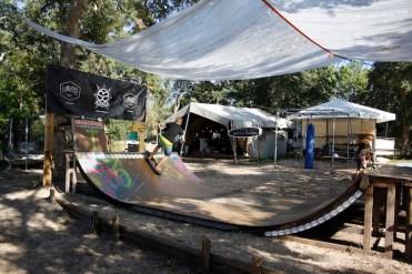 skatebaan surfcamp progress