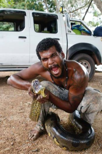 slang in de jungle van suriname