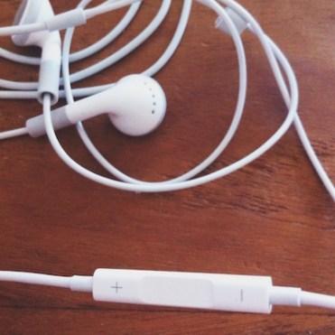smartphone fotografie oortjes iphone