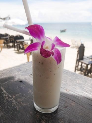 smoothies koh phangan thailand