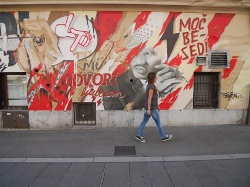 streetart ljubljana slovenie