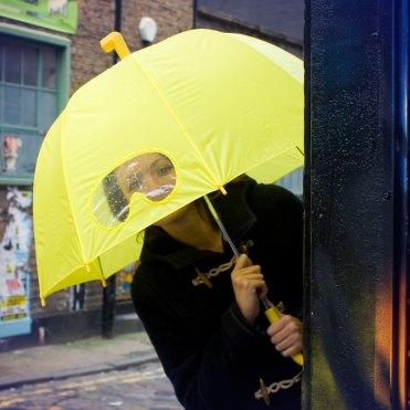 Submarine umbrella