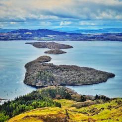 visit scotland instagram foto uitzicht