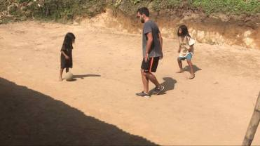 voetballen zuid amerika wereldreis