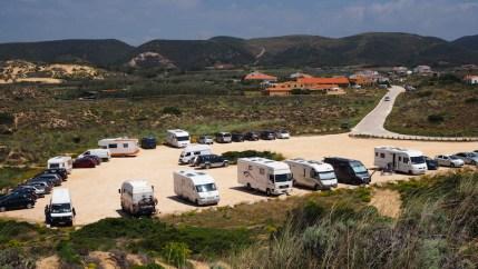wild kamperen portugal algarve