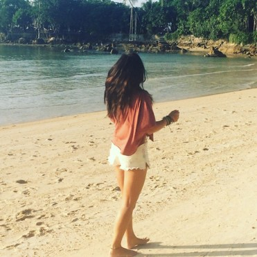 yoga stranden thailand marleen