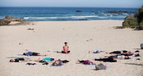 yoga vakantie portugal aan zee