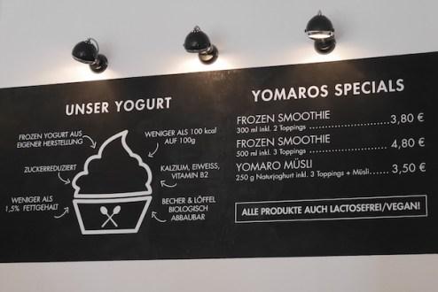 yomaro frozen yoghurt hannover.